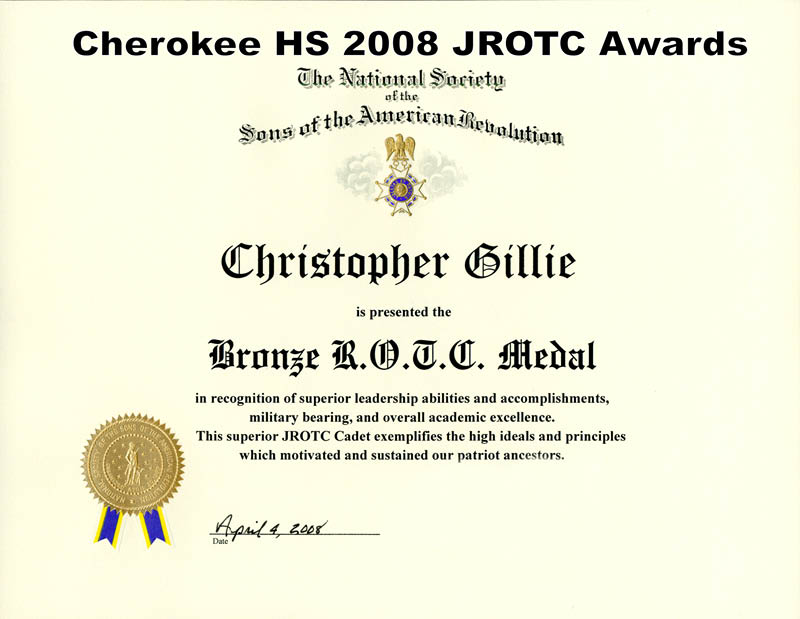 "jrotc sar essay Sar bronze junior rotc medal program the essay topic is ""how jrotc has prepared me to be a better citizen of the united states of america."