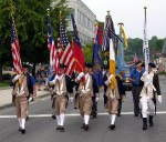 July 4, 2006, Parade in Canton, Georgia