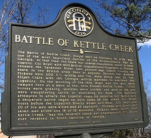 Battle Of The Kettles: Revolutionary Days Celebration In Washington, Georgia And