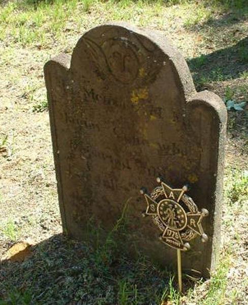 James Cone & Robert Anderson Grave Marking