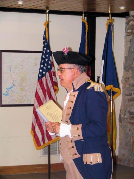 Cherokee Chapter Meeting, June 2007