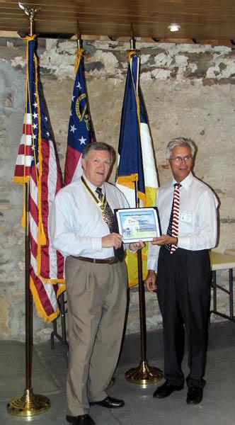 Cherokee Chapter Meeting, May 2007