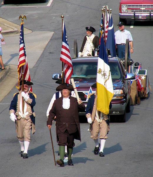 2007 Canton Parade