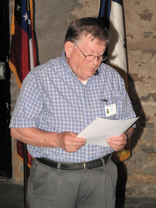 Cherokee Chapter Meeting, September 2011