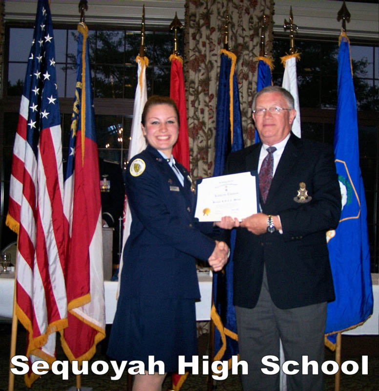 2010 JROTC Awards