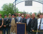 Veterans Memorial Bridge Memorial Day Celebration