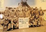 Veterans Display at Gilmer Arts & Heritage Association in Ellijay, GA