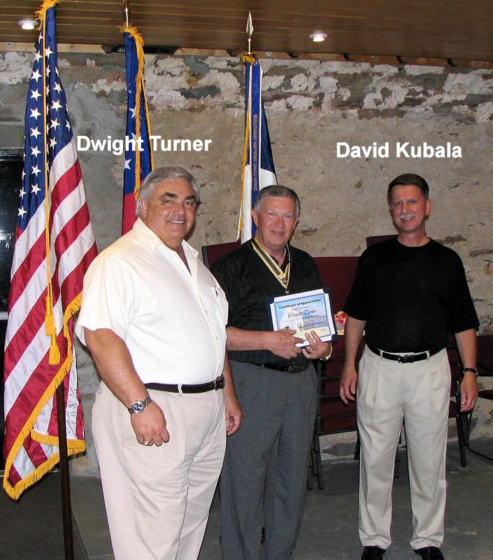 Cherokee Chapter Meeting, June 2008
