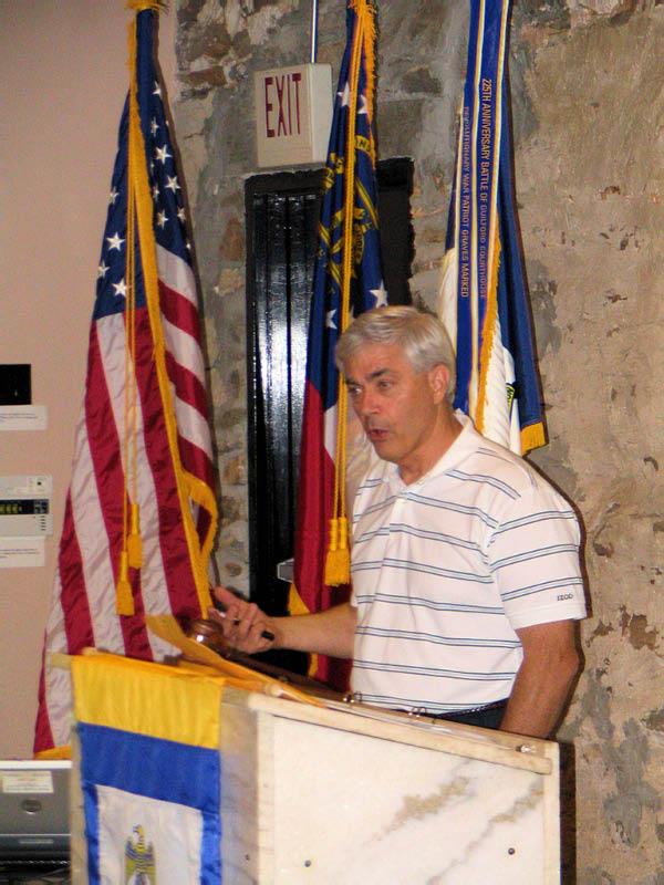 Cherokee Chapter Meeting, May 2008