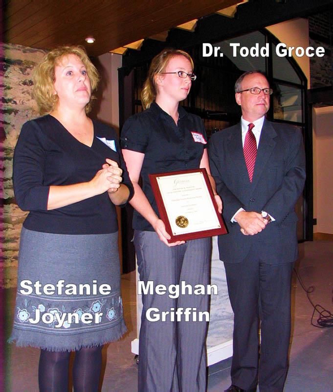 Cherokee Chapter Meeting, October 2008