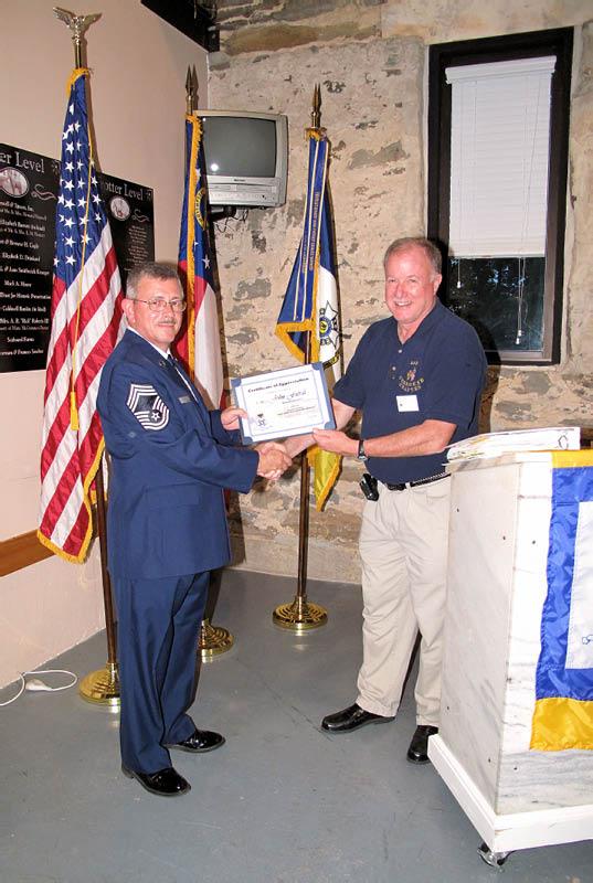 Cheerokee Chapter Meeting, June 2009