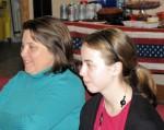 Cherokee Chapter Meeting, January 2012