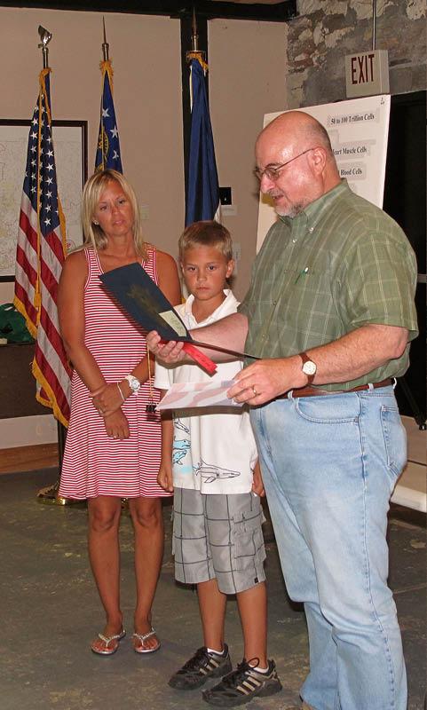 Cherokee Chapter Meeting, June 2010