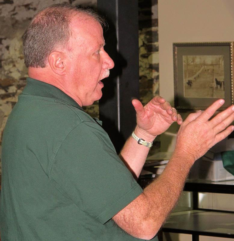 Cherokee Chapter Meeting, November 2010
