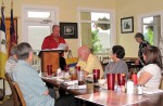 Cherokee Chapter Meeting, July 2011