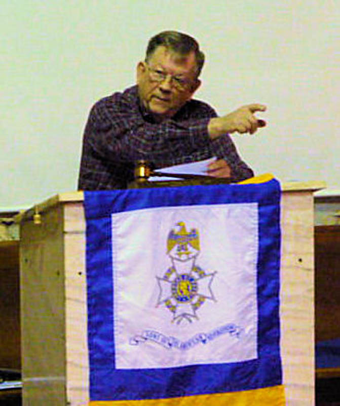 Cherokee Chapter Meeting, February 2012