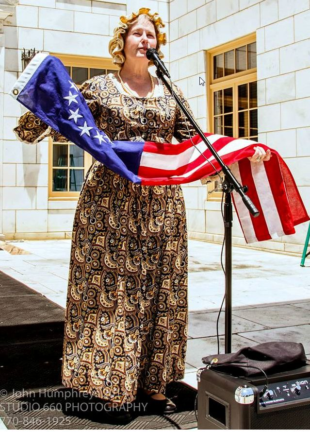 July 4, 2014 Reading of the Declaration of Independence