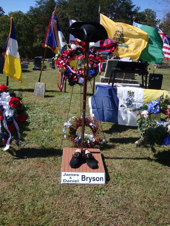 Grave Marking Ceremony