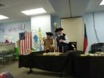 Presentation to Hightower Trail DAR